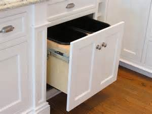 kitchen trash can pull out trash pull out traditional boston by