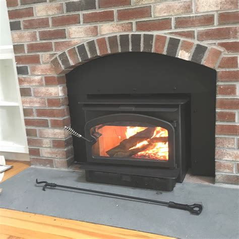 country fireplace insert fireside stove country striker c160 wood stove insert