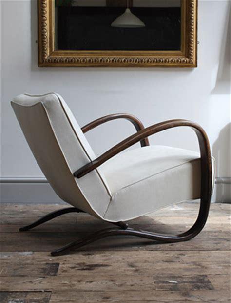 halabala jindrich jindrich halabala h269 chair modern room 20th century