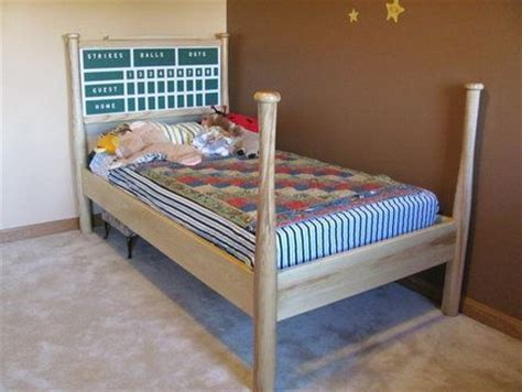 baseball bed baseball beds and projects on pinterest
