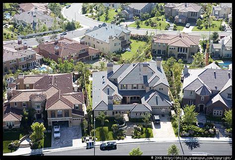 la houses photograph by philip greenspun la houses aerial 16