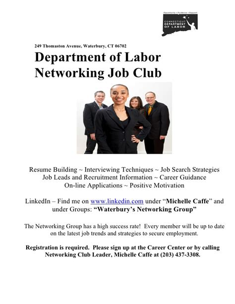 club flyer design jobs job club flyer 2