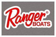ranger boats logo vector ranger boat decals ebay
