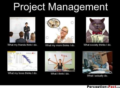 Do Project Managers Make More With An Mba by Project Management What Think I Do What I