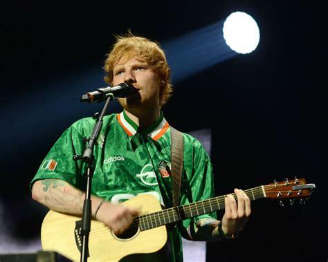 ed sheeran irish every single time an irish woman has out drunk me ed on