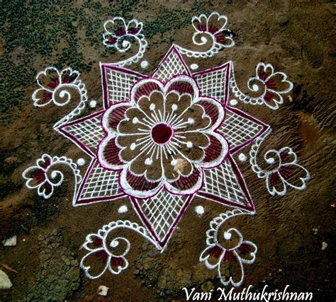 Design Kolam | 45 kolam designs for festivals