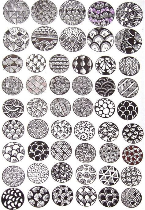 doodle designs 25 best ideas about zentangle patterns on