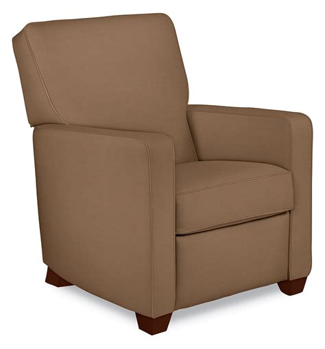 Low Profile Recliner midtown premier low profile recliner