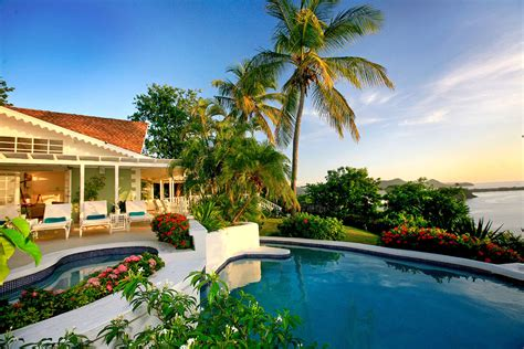St Lucia Villa Cottages by The Beautiful Saline Reef Villa