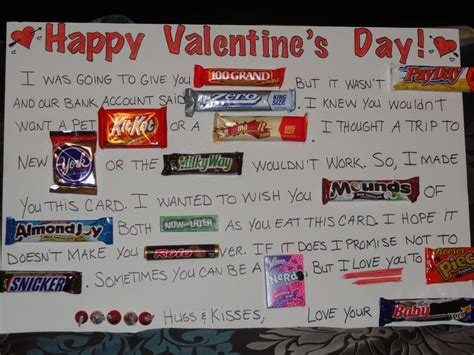 bar sayings for valentines day what a great idea a bar card ideas