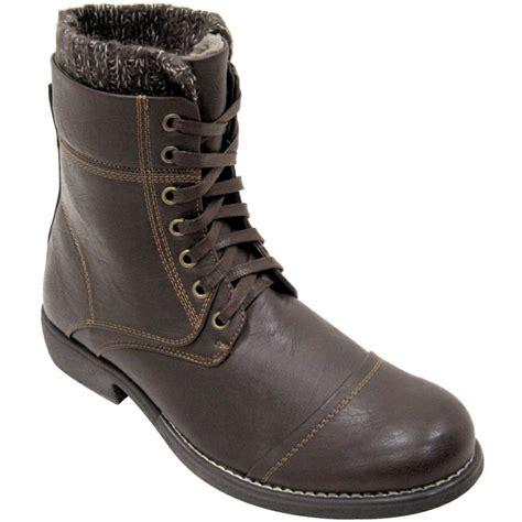 teddy brown s vegan combat boots sartorial style
