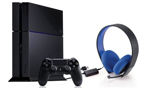playstation 4 console deals playstation 4 500gb console groupon goods