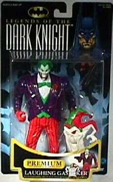 action toys and collectables: laughing gas joker legends