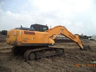 hyundai excavators india used excavators in chennai tamil nadu india infra