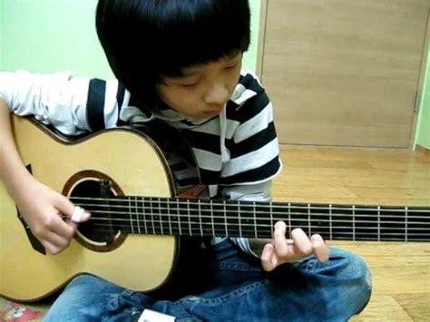 cara bermain gitar seperti sungha jung sungha jung budak 15 tahun yang sangat berbakat