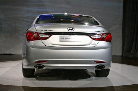 Hyundai Sonata Turbo by 2011 Hyundai Sonata Turbo Live In Ny Photo Gallery Autoblog