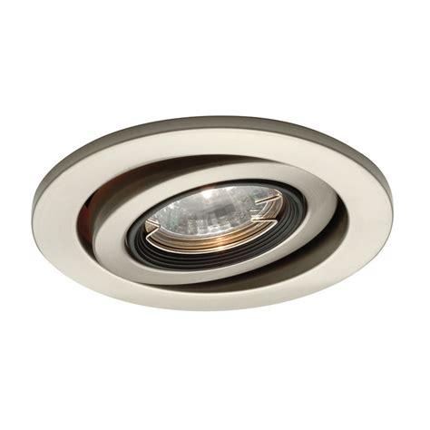 low voltage recessed lighting wac lighting hr d417 4 inch premium low voltage gimbal