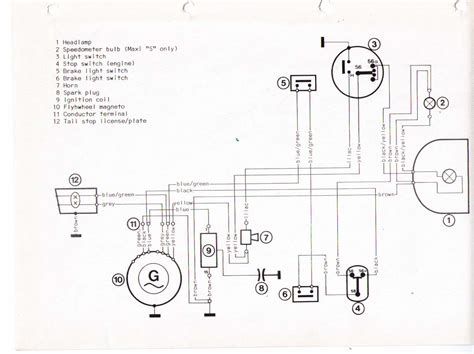 puch wiring diagram efcaviation