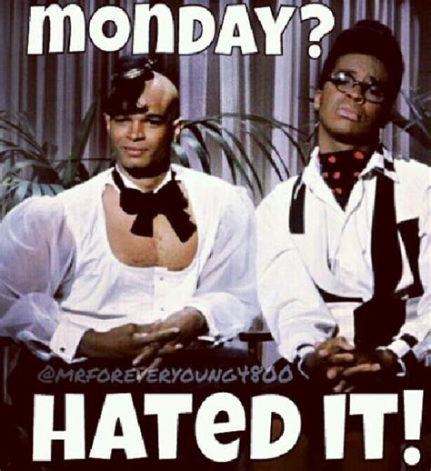 in living color hated it monday hated it in living color stuff