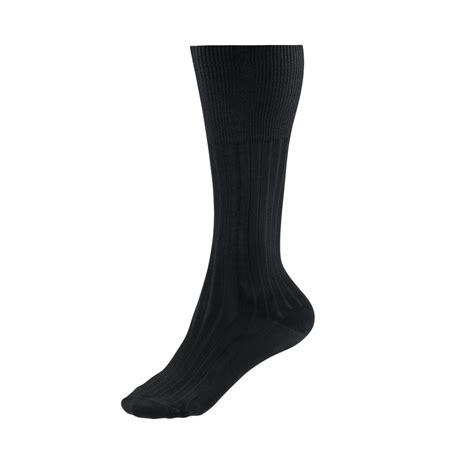 sock black and white s the calf socks 100 cotton knee high length socks