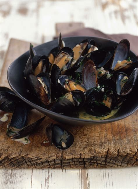 Dehydrated Mussels 4 ways with mussels williams sonoma taste