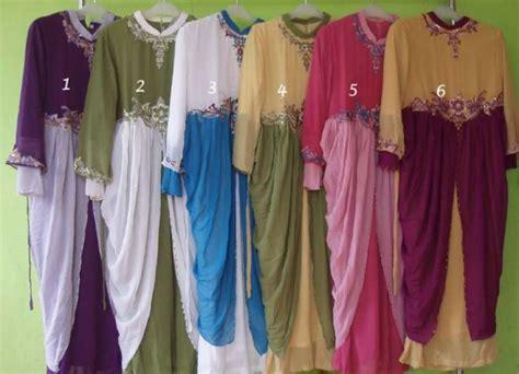 Baju Muslim Bahan Sifon model busana muslim dengan bahan sifon dan cara merawatnya