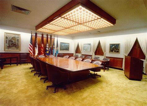 Pentagon Room by Nmcc1975