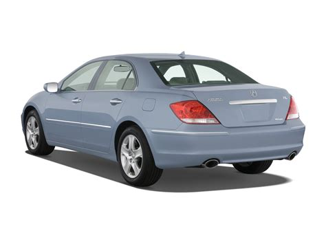 Acura Rl Reviews by 2008 Acura Rl Reviews And Rating Motor Trend