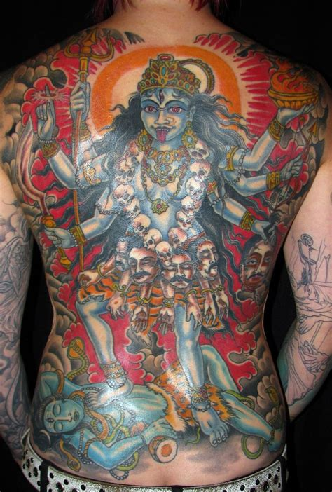 kali tattoo 17 best images about kali tattoos on temple