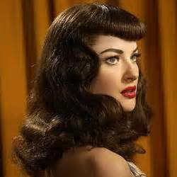 50 s hairstyles for long hair 2014 50s hairstyles for