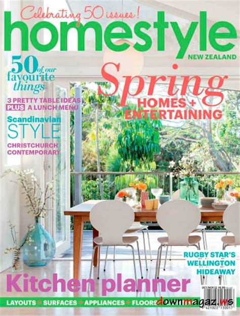 home decor magazines nz homestyle magazine october november 2012 187 download pdf
