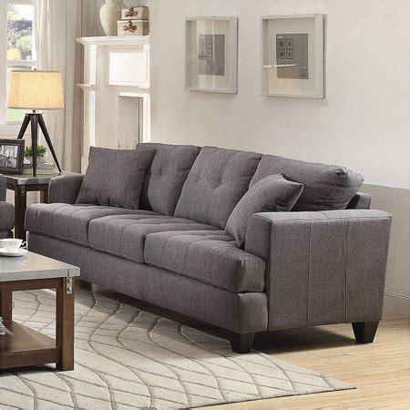 coaster samuel transitional sofa colors walmart