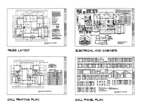 about our plans detailed building plan and home construction plan packages