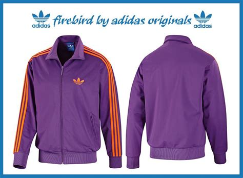 Jaket Adidas Firebird Turkish adidas firebird orange