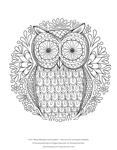 free printable for adults coloring pages free coloring pages of mandala free