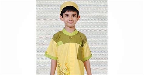 Model Baju Jubah Laki Laki model busana muslim anak laki laki