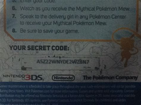 Pokemon Giveaway Codes 2016 - pokemon x mew code 2016 images pokemon images
