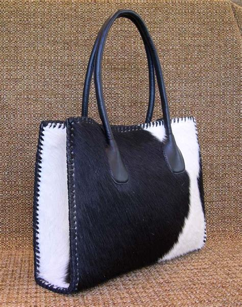 Black And White Cowhide Handbags - black and white cowhide tote juan antonio handbags free
