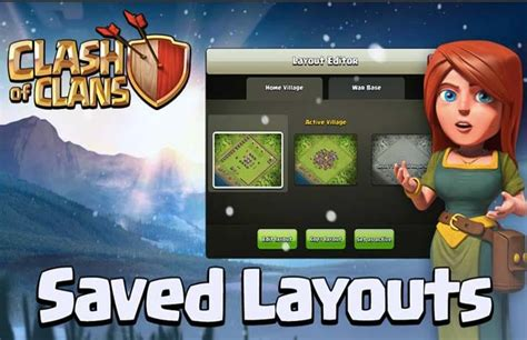 clash of clans layout editor not saving clash of clans update teased today with saving product
