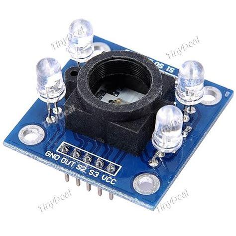 arduino color sensor diy arduino color sensor