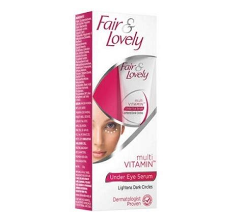 Serum Fair And Lovely 20 top best eye creams available in india for