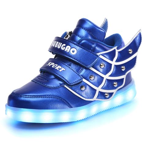 sneakers with light up soles children shoes with light up sneakers for usb