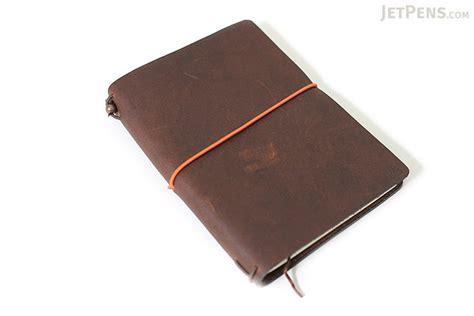 small leather notebook pelle leather journal brown small 1 plain linen paper notebook 3 4 quot x 4 9 quot insert 64