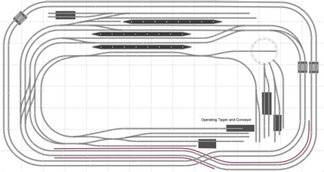 free layout track plans free track plans for your model railway