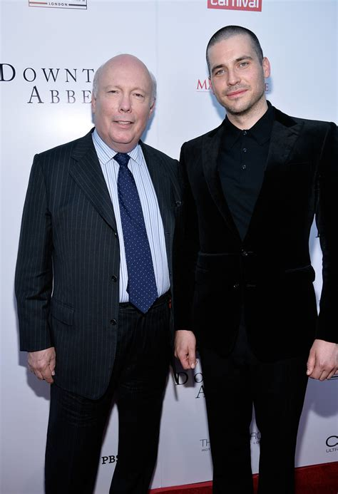 at the an evening with downton abbey event at the television academy rob james collier photos photos arrivals at the downton