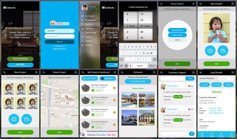 portfolio layout app portfolio mobile app design portfolio