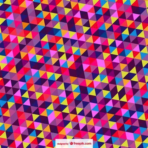 fondo de pantalla abstracto dibujo abstracto de color patr 243 n de fondo abstracto con tri 225 ngulos de colores