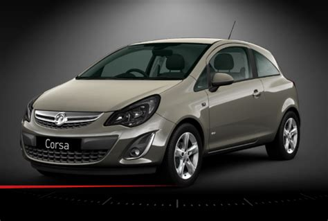 vauxhall corsa colour guide 2014 carwow