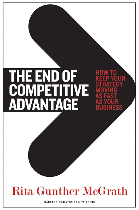 Advantage Of Ms Mba by The End Of Competitive Advantage Newsouth Books