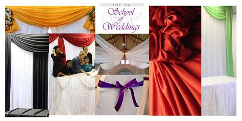 Events And Wedding Draping Course Wedding Draping Course